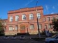 Здание, где работал в ветеринарном институте биолог Н.И. Акаевский утро 21.09.jpg