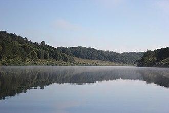 Ugra National Park - The Ugra River