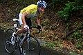 Ивайло Габровски на Обиколката на България през 2009 година.jpg