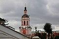 Колокольня над Западными воротами. Донской монастырь.jpg