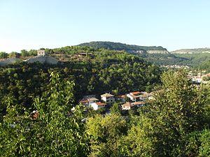 Крепостта Трапезица 002