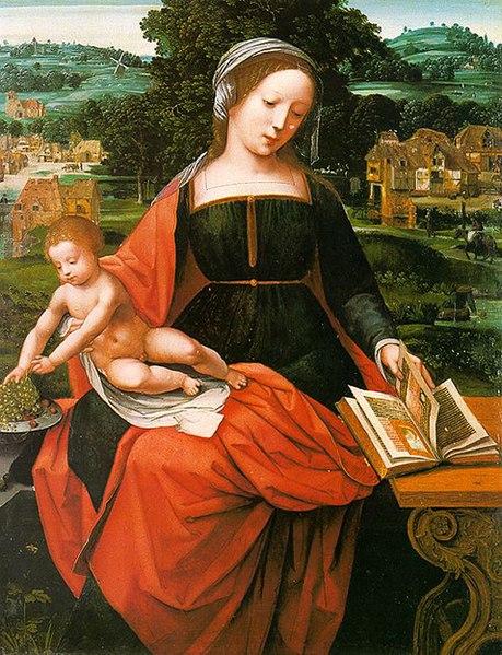File:Мадонна с младенцем.jpg