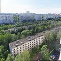Москва, пятиэтажки на Туристской улице перед сносом (14454069659).jpg