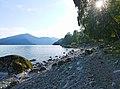 Озеро Телецкое. Солнце садится.jpg