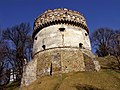 Острозький замок - Нова (Кругла) башта DSCF2072.JPG