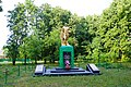 Пам'ятник 56 воїнам – односельчанам, загиблим на фронтах ВВВ Олександрівка біля контори КСП.JPG