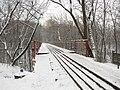 Парк «Сирецька роща», дитяча залізниця.JPG