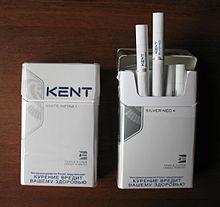 фото сигарет кент