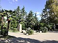 Цветной бульвар, сквер памяти героев Первой русской революции.jpg