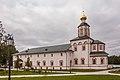 Церковь Богоявления Господня (1666-1669) в Валдайском Иверском Святоозерском монастыре.jpg