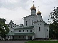Церковь Веры, Надежды, Любови и матери их Софии.JPG