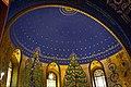 תקרת בית הכנסת הגדול במוסקבה, רוסיה.JPG