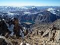 دریاچه ی زیبای گهر از فراز بلند ترین قله اشترانکوه - تقدیم به آقای مهدی کلهر - panoramio.jpg