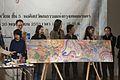 นางสาวปราง เวชชาชีวะ ร่วมสร้างสรรค์งานศิลปะร่วมกับศิลป - Flickr - Abhisit Vejjajiva.jpg