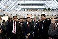นายกรัฐมนตรีและคณะ เข้าร่วมการประชุมระดับสูง High Leve - Flickr - Abhisit Vejjajiva (49).jpg