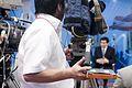 นายกรัฐมนตรี ให้สัมภาษณ์สำนักข่าวญี่ปุ่น NHK, Asahi, K - Flickr - Abhisit Vejjajiva.jpg