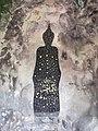 พระพุทธฉาย วัดจักรวรรดิ Wat Chakkrawat Rachawat Woramahawiharn.jpg
