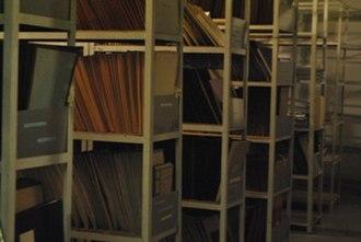 Georgian National Center of Manuscripts - Funds