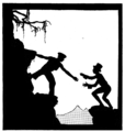 """""""Inbad the Tailor,"""" animation silhouette by C. Allan Gilbert, 04.png"""