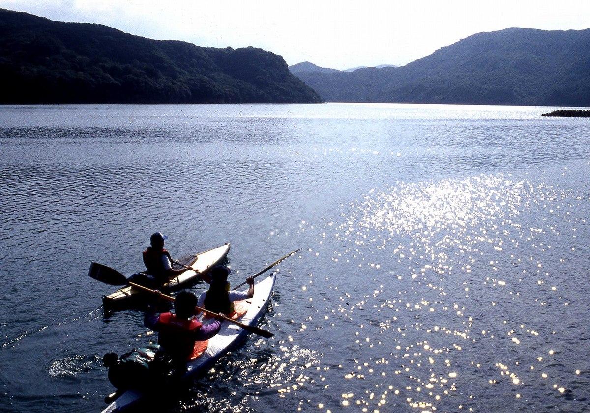 ファルトボートによるシーカヤッキングImg588.jpg
