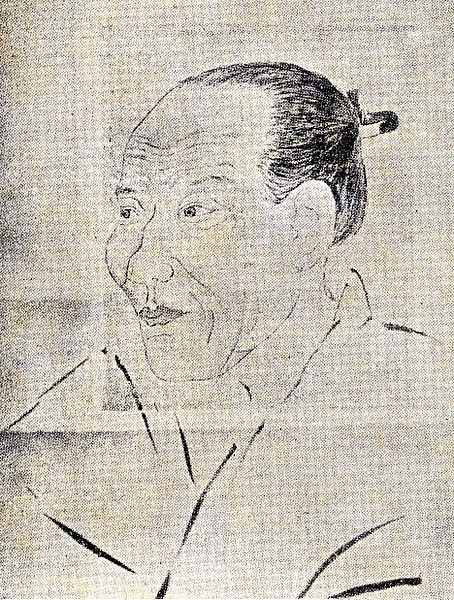 伊藤 仁斎(Jinsai Ito)Wikipediaより