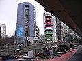 渋谷駅西口歩道橋より - panoramio (1).jpg