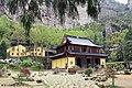 雁荡山 灵岩寺 Ling Yan Si , Yan Dang Shan - panoramio.jpg