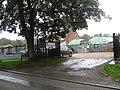 -2019-10-16 Entrance to the Garden Centre Overstrand, Mundesley Road, Overstrand (1).JPG