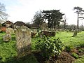 -2019-12-05 The churchyard, St Mary's, Northrepps.JPG
