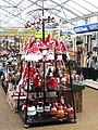 -2019-12-06 Christmas goods for sale, AG. Meale and Sons Garden Centre, Stalham.JPG