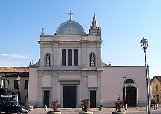Truccazzano - Parish church of St. Michael
