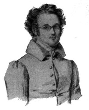 1834 in Sweden - Isak Albert Berg by Maria Röhl.