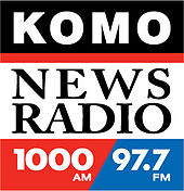 KOMO Newsradio logo