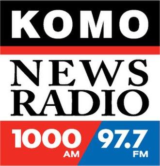 KOMO (AM) - Image: 090511 komo newsradio