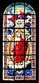 0 Provins - Collégiale Saint-Quiriace - Vitrail du Christ.JPG