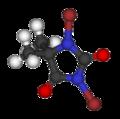 1,3-dibromo-5,5-dimethylhydantoin-3D-balls.png