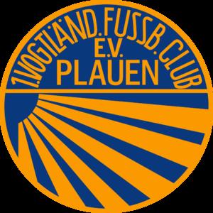 VFC Plauen - Logo of 1. Vogtländischer Fußballclub Plauen