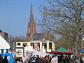 1. Mai 2013 in Hannover. Gute Arbeit. Sichere Rente. Soziales Europa. Umzug vom Freizeitheim Linden zum Klagesmarkt. Menschen und Aktivitäten (134).jpg