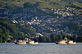 100 Jahre Dampfschiff Stadt Rapperwil - DS Rapperswil & Zürich - ZSG Linth 22014-05-23 20-02-20.JPG