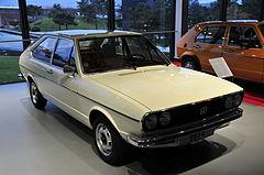 VW Passat B1