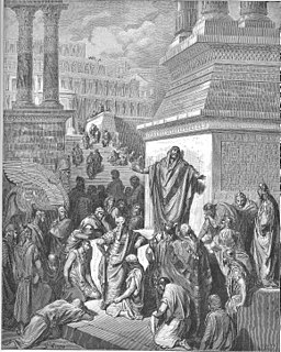 138.Jonah Preaches to the Ninevites