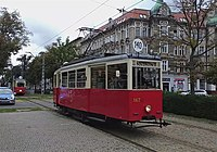 140th anniversary of public transport in Szczecin, Konstal N.jpg