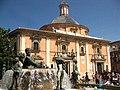 143 Basílica dels Desemparats i font del Túria (València).JPG