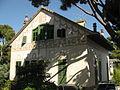 147 Casa Domènec Girbau, o Casa dels Barquets, a Sant Pol.jpg