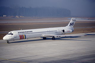 Scandinavian Airlines System Flight 347
