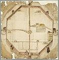 1530, Kaart met stadsmuren voor Den Haag.jpg
