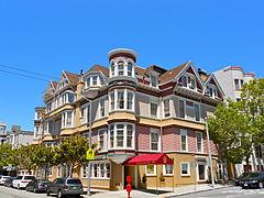 Queen Anne Hotel  Wikipedia