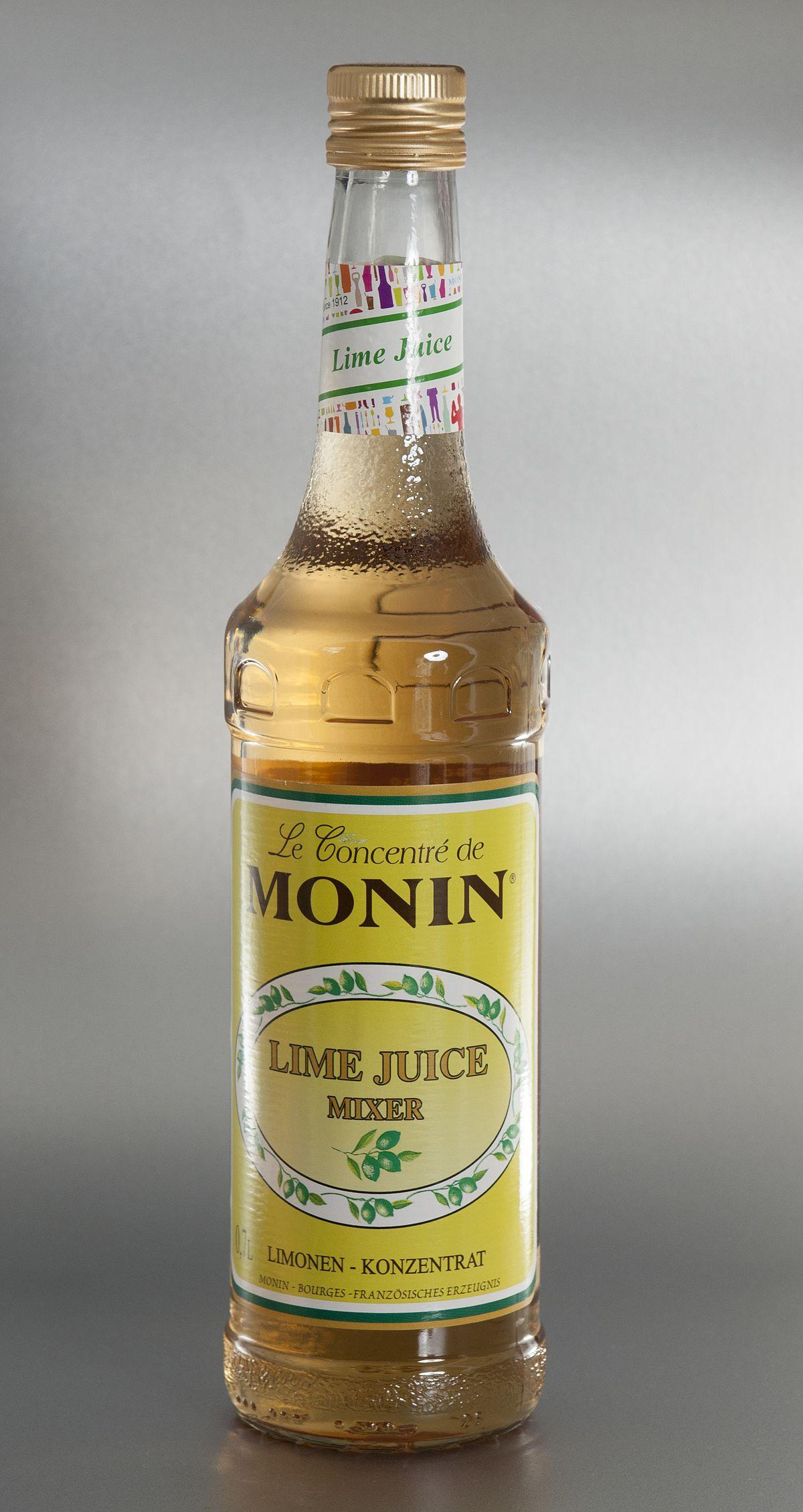 Rose Lime Juice Food Recipes