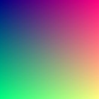 Color vision - Image: 16777216colors