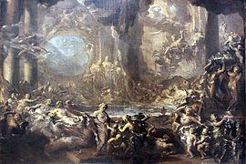 1715 Elliger Hochzeit von Peleus und Thetis anagoria